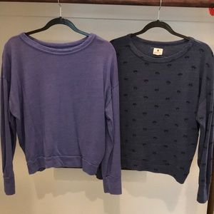 TWO Sundry lightweight sweaters, size 1 and 2